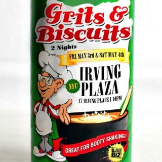 GRITS & BISCUITS NYC - May 3rd & 4th (@ Irving Plaza)